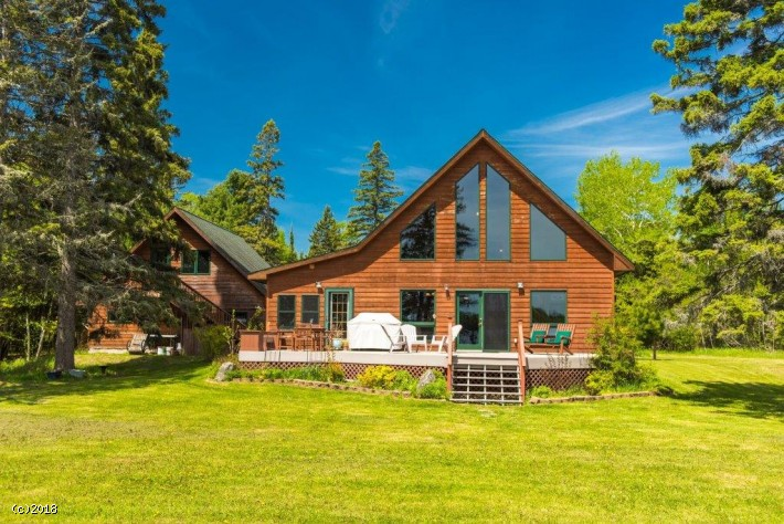 Stunning Birch Lake Home