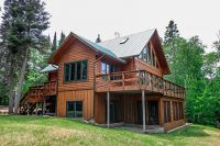 Bear Island Lake Log Home